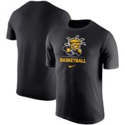 8aa2e1c30e9a Wichita State Shockers Nike Basketball Sport Legend Performance T-Shirt -  Black