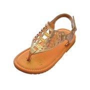 2769bbd25 Petalia Girls' Sandals (Sizes 6 ...