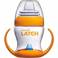 Munchkin Latch Transitional Soft Spout Trainer Sippy Cup