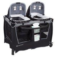 Deals on Baby Trend Retreat Twins Nursery Center