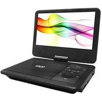"Sylvania 9"" Premium Swivel Screen Portable DVD Player, SDVD9019"