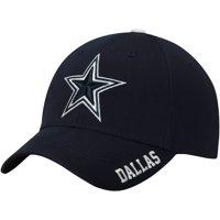 Men's Navy Dallas Cowboys Kingman Adjustable Hat - OSFA