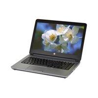 """Refurbished HP 640 G1 14"""" Laptop, Windows 10 Pro, Intel Core i5-4300M Processor, 8GB RAM, 320GB Hard Drive"""