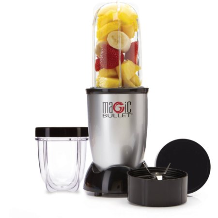 Magic Bullet 7 Piece Silver Walmart Com