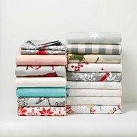 Mainstays 155 GSM Flannel Sheet Set