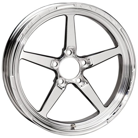 - Weld Racing 88-17000 Weld Pro Drag Alumastar 2.0; 1 Piece; Size 17x2.25; Bolt Pattern Anglia; -12.573 Offset; Back Spacing 1.13 in.; Polished; Center Cap Included;