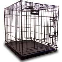 ASPCA Travel Pet Dog Wired Kennel, Large