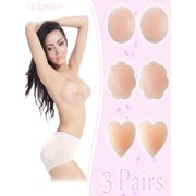 96a9a5cc7bfb4 Thin Pasties Bra Invisible Nipple Pads