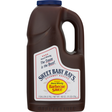 Sweet Baby Ray's Barbecue Sauce, 160 oz ()