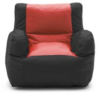 Big Joe Duo Chair Black/red Engine