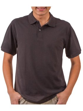 Young Men's Short Sleeve Polo