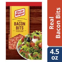 (2 Pack) Oscar Mayer Bacon Bits, 4.5 oz Pouch