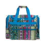 eb2c0c5724 Womens Duffel Bag Travel Tote Overnight Carry On (Chevron)