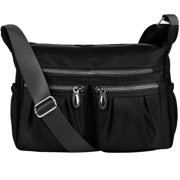 0ba61303ec Vbiger Women Shoulder Bags Messenger Handbags Multi Pocket Waterproof Crossbody  Bags