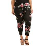 bc8520a3c43 Women s Plus Size Printed Legging