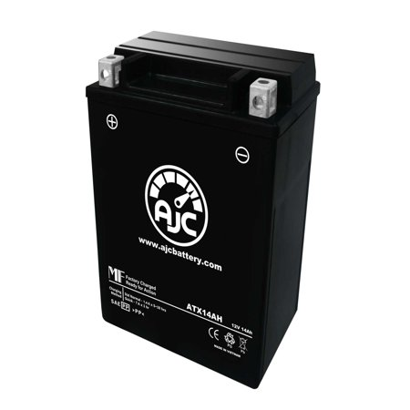 Can-Am Maverick 1000 1000CC ATV Replacement Battery (2013-2017) This is an AJC Brand Replacement