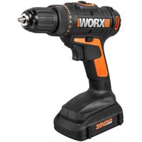 WORX 20-Volt Drill-Driver 2 Batteries