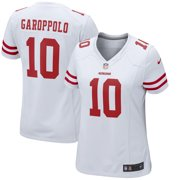 ca95469ab Jimmy Garoppolo San Francisco 49ers Nike Women s Team Color Game Jersey -  White