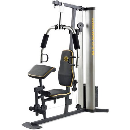 Golds Gym XR 55 Home Gym with 330 Lbs of -