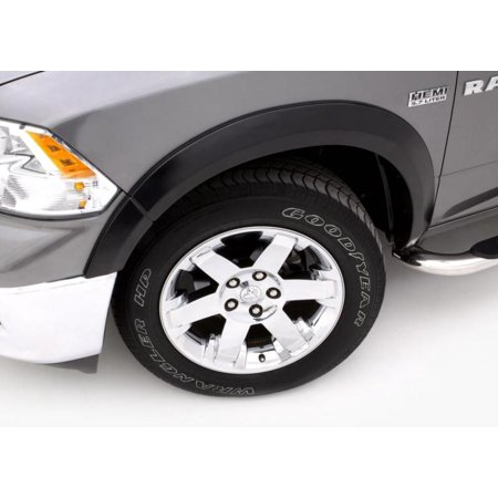 Lund 16-17 Toyota Tacoma SX-Sport Style Textured Elite Series Fender Flares - Black (2 Pc.)