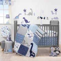 Bedtime Originals ROAR Dinosaur 3-Piece Crib Bedding Set