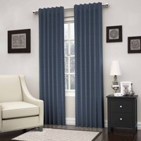 Eclipse Kenley Blackout Window Curtain Panel, Multiple Colors and Sizes