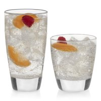 Libbey Classic 16-Piece Tumbler and Rocks Glass Set