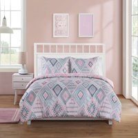 VCNY Home Pink Dream On 2/3 Piece Bedding Comforter Set