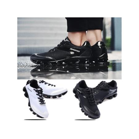 Men Running Shoes Outdoor Breathable Jogging Sport Blade Krasovki Walk - Jogging Sneaker