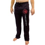 26d2e137f0f02 Game of Thrones House Of Men's Pajama Pant Costume Adult Lounge Sleep