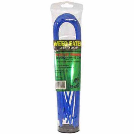 Weed Eater 0.155 Pre-Cut Trimmer Line (12 piece