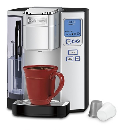 Cuisinart Premium Single Serve Stainless Steel Coffee