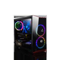 CLX SET GAMING Intel i7-8700K, NVIDIA GeForce RTX 2070 8GB GDDR5 16GB RAM, 1TB HDD + 240GB SSD Storage MS Windows 10 Home RGB Edition