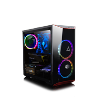CLX SET GAMING Intel i7-8700K, NVIDIA GeForce RTX 2070 8GB GDDR5 16GB RAM, 1TB HDD + 240GB SSD Storage MS Windows 10 Home RGB Edition and Battlefield V or Anthem - Game Bundle