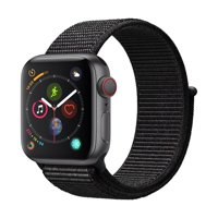 Apple Watch Series 4 GPS + LTE - 44mm - Sport Loop - Aluminum Case