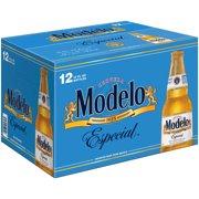 Modelo Especial Beer, 12 pack, 12 fl oz
