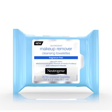 Eye Makeup Remover Towelettes (Neutrogena Makeup Remover Cleansing Towelettes)