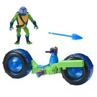 Rise of the Teenage Mutant Ninja Turtle Shell Hog with Exclusive Leonardo