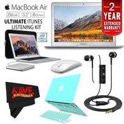 """6Ave Apple 13.3"""" MacBook Air 256GB SSD MQD42LL/A + iBenzer Basic Soft-"""