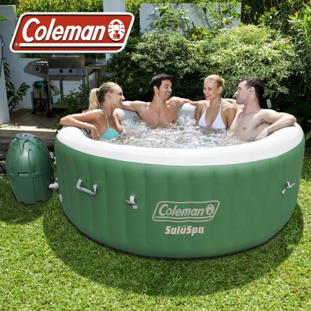Coleman SaluSpa Inflatable Hot Tub (Wal Mart Spa)