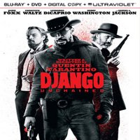 Django Unchained (Blu-ray + DVD + Digital Copy + UltraViolet + Bonus Disc) (Walmart Exclusive)