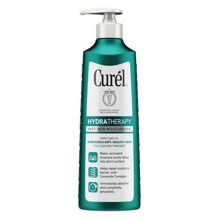 Curel Hydra Therapy Wet Skin Moisturizer, 12 fl oz