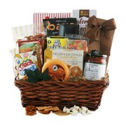 Get Here Design It Yourself Gift Basket