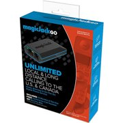 magicJack GO Digital Phone Service (Includes 12 Months of Service)