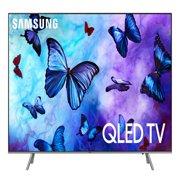 "Best 3d Smart Tvs - Samsung QN65Q6 Flat 65"" QLED 4K UHD 6 Review"