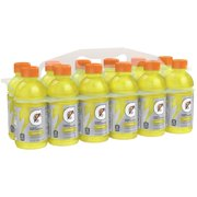 Gatorade Thirst Quencher Sports Drink, Lemon-Lime, 12 Fl Oz, 12 Count
