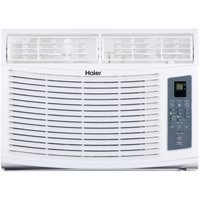 Haier HWE10XCR-L 10,000 BTUs Air Conditioner, White