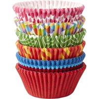 Wilton Stripes and Polka Dot Cupcake Liners, 150ct