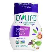 (2 Pack) Pyure Organic Liquid Stevia, 1.69 Fluid Ounces