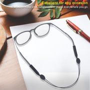 9301336c493 Adjustable Anti-slip Sports Glasses Strap Cord Eyeglasses Band Rope String  Holder